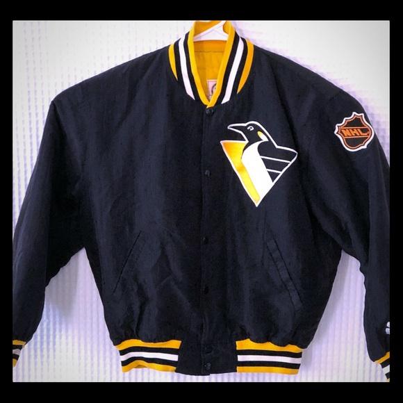 STARTER Other - Vintage 90's Penguins Starter Coat